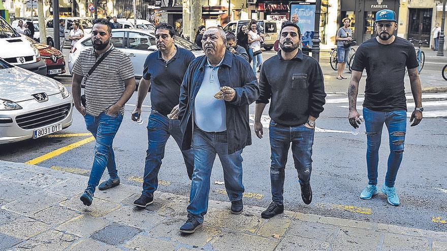 El Pablo y su clan aceptan condenas de 22 años de cárcel por blanqueo