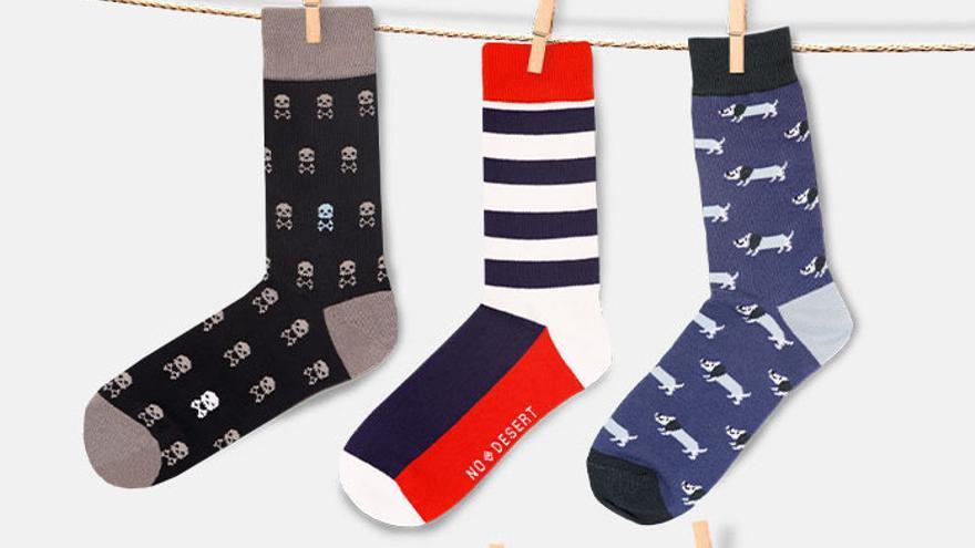 'Funny Socks': ¡Enseñar el calcetín está de moda!