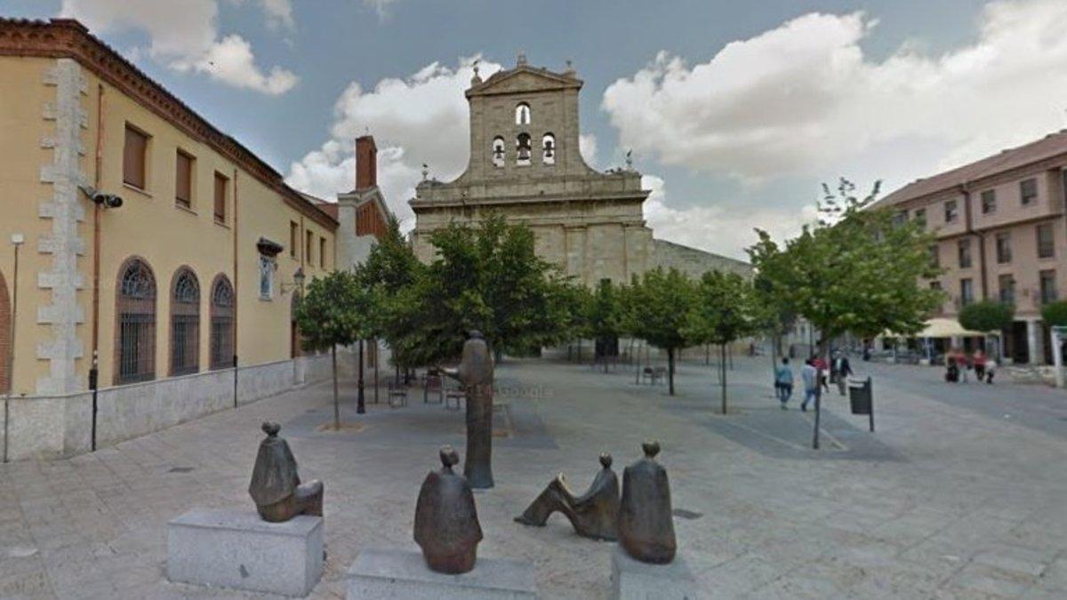 Liberada una mujer y sus dos hijos encerrados en una habitación en Palencia
