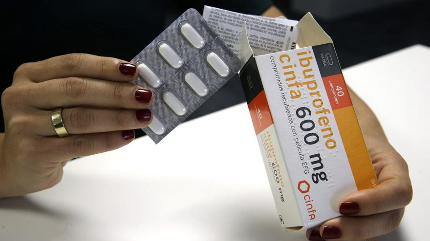 Sanidad niega que el ibuprofeno agrave el coronavirus