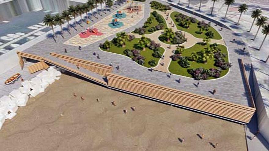 El GOB señala que el Plan de Puertos es «incoherente» con el cambio climático