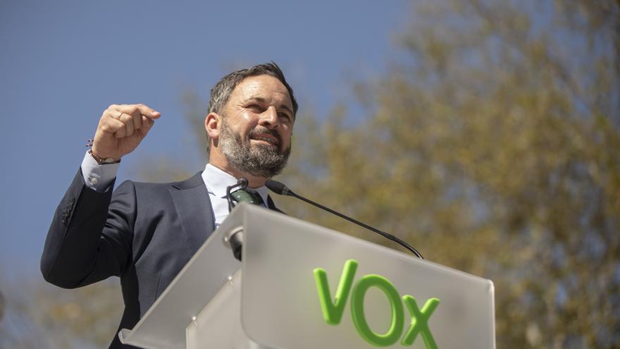 Vox recurrirá la reforma del CGPJ ante el Constitucional