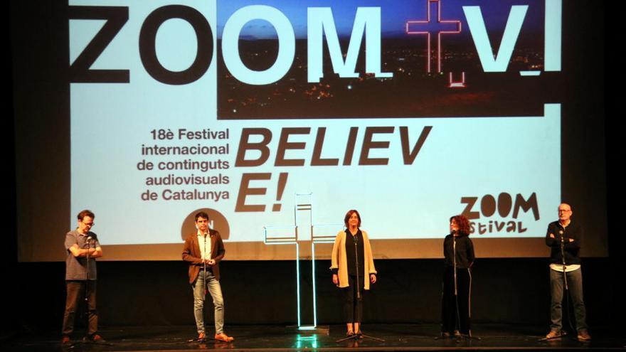 «Tabús», de TV3, els informatius de Betevé i «Territori Contemporani», de VOTV i La Xarxa, Premis Zoom 2020
