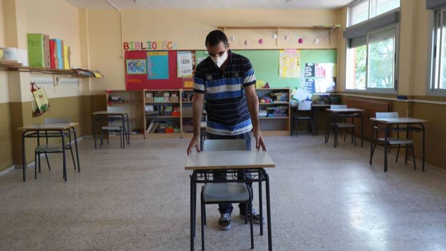 ENCUESTA | ¿Crees que la vuelta a las aulas será segura?