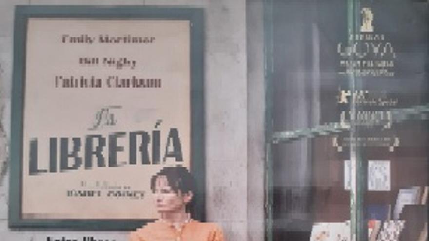 Projecció de la pel·lícula: 'La librería' d'Isabel Coixet