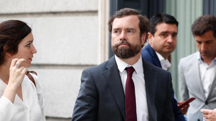 El Ayuntamiento de Madrid ordena clausurar el chalé de Espinosa de los Monteros