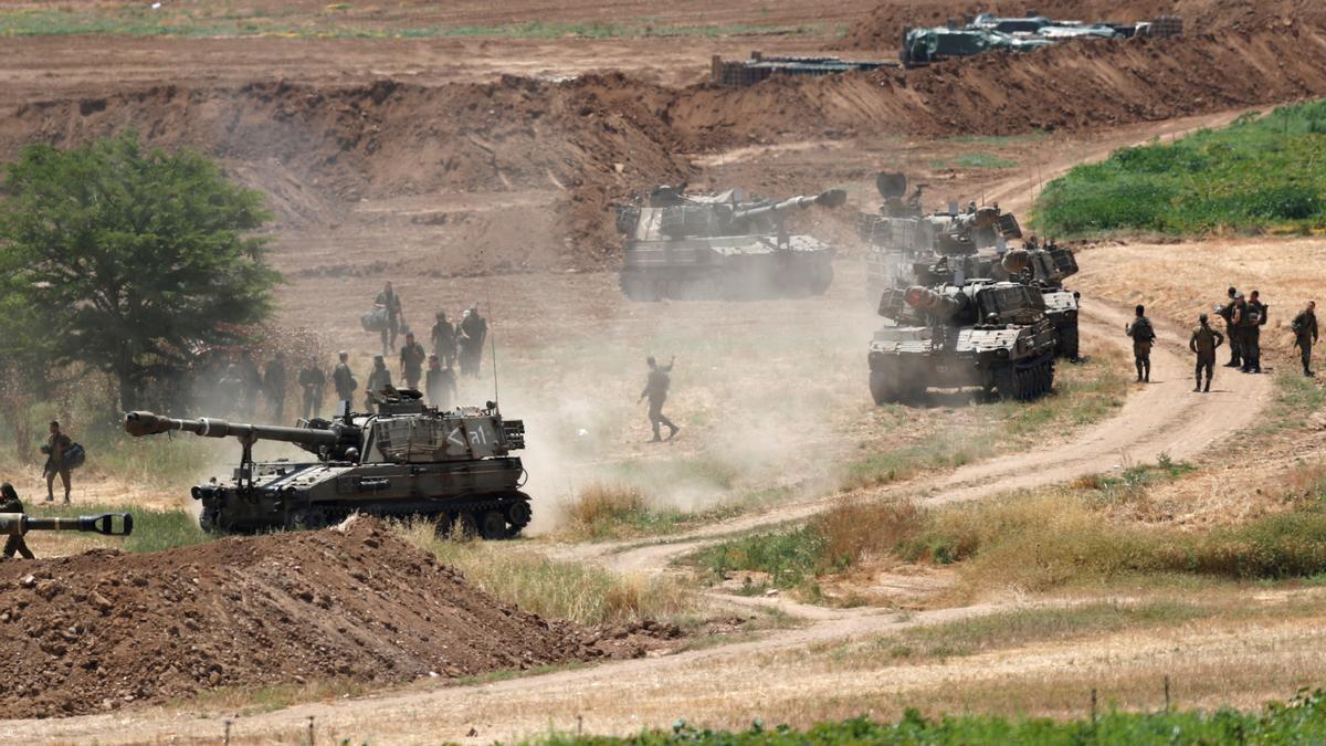 Sin perspectivas de un fin inmediato a la crisis entre Israel y Hamás.