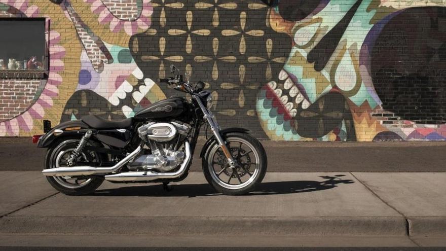 Harley-Davidson Sportster, pura essència Harley