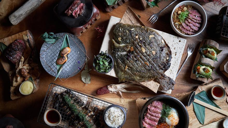 El restaurante japonés más salvaje abre en València