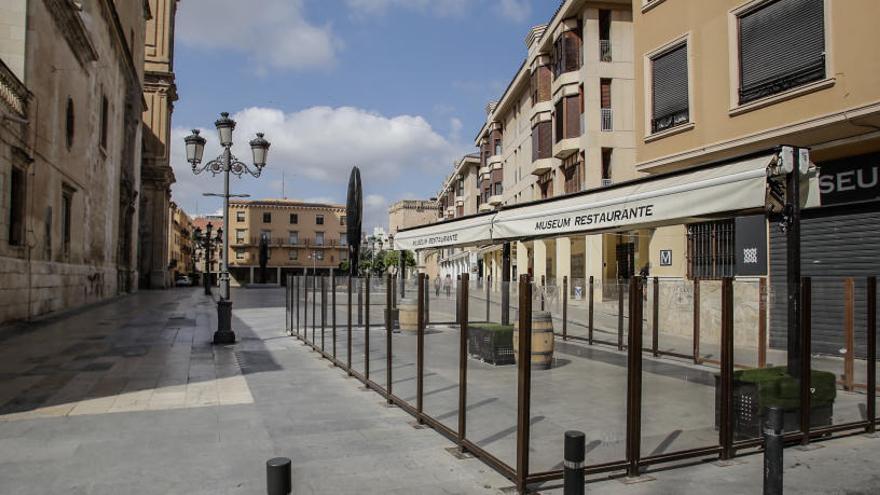 El Ayuntamiento deja de cobrar las tasas a las terrazas y mercadillos