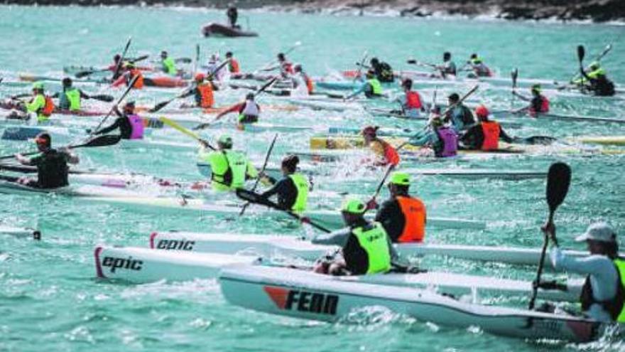 Judith Vergés y Joshua Fenn ganan la Atlantic Ocean Copa del Mundo en Lanzarote
