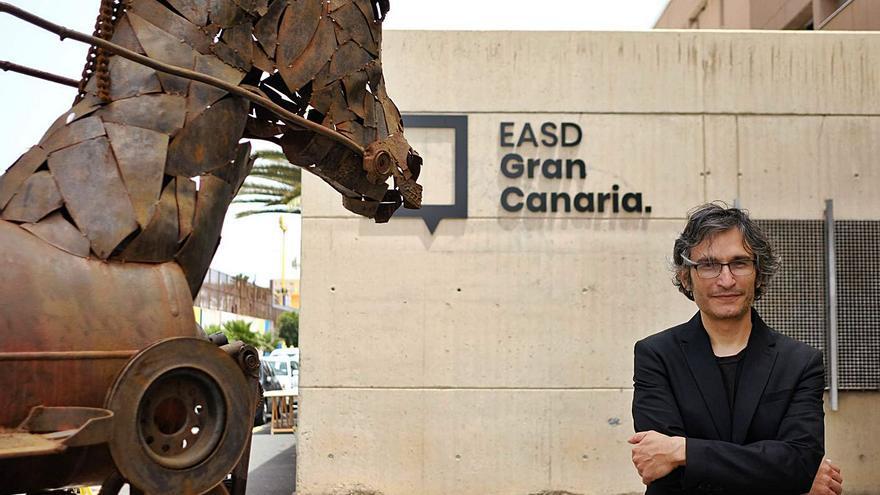«La Escuela de Arte ha dinamizado el ambiente cultural de la ciudad»