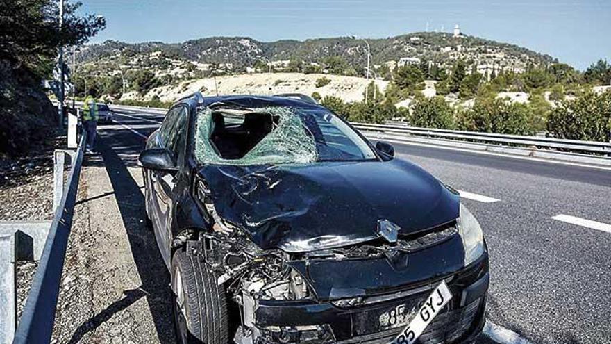 El número de muertos en accidentes de tráfico en Baleares se ha duplicado en quince días