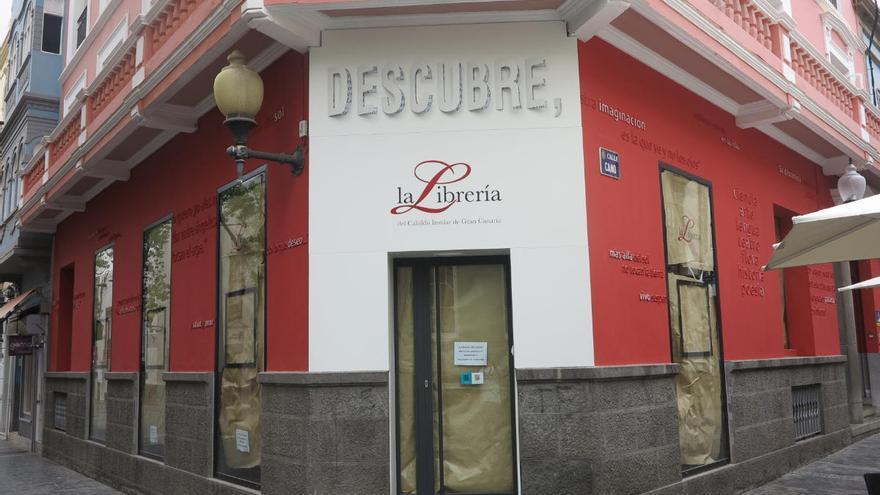 La nueva vida de 'La Librería' del Cabildo de Gran Canaria