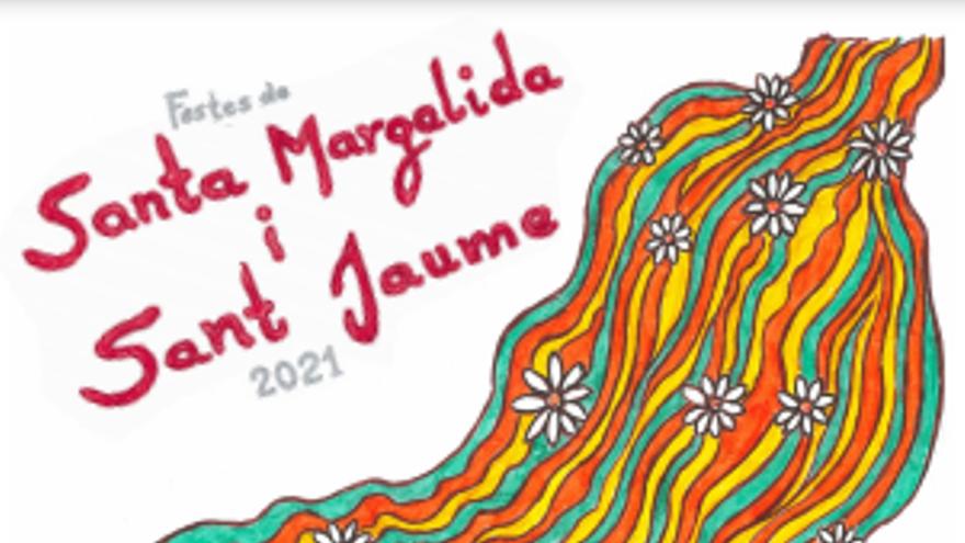 Festes de Santa Margalida i Sant Jaume - Sa padrina és molt alegre