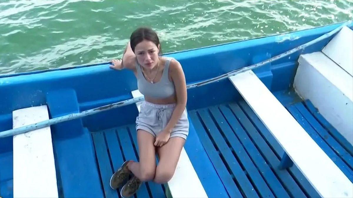 Melyssa en 'Supervivientes'.