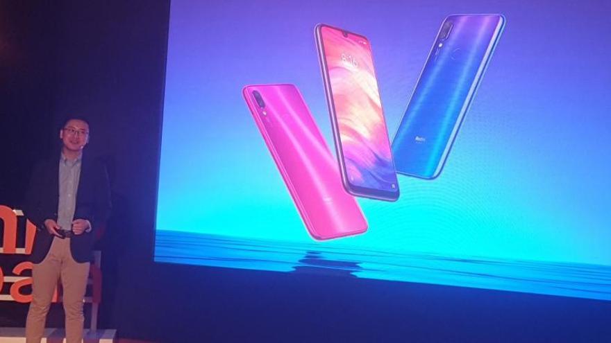 Xiaomi presenta el seu Redmi Note 7