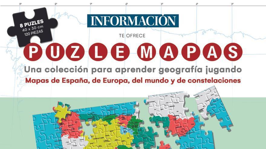 Mapas Puzzle