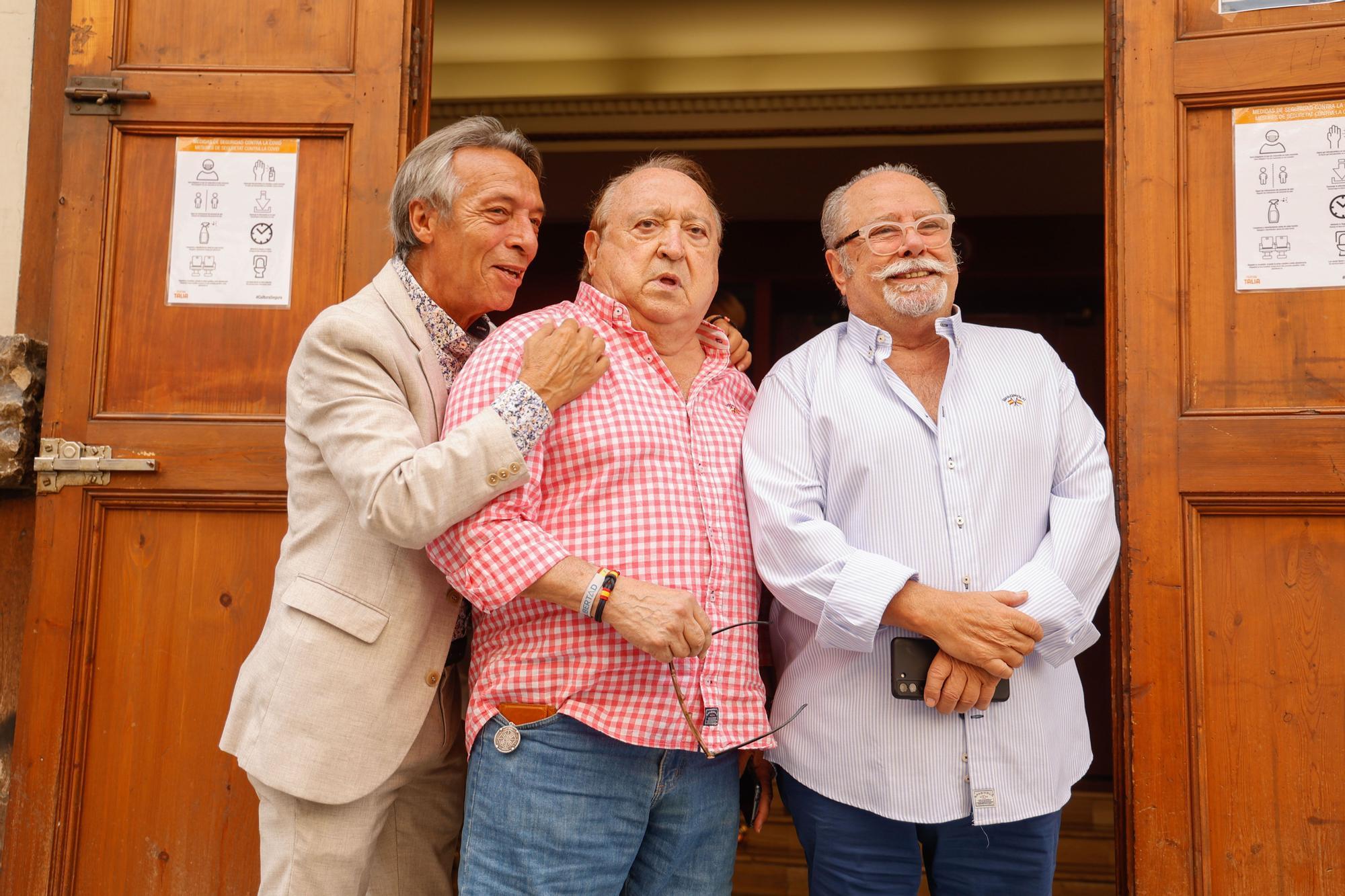 Arévalo y Esteso revolucionan el Talía de València