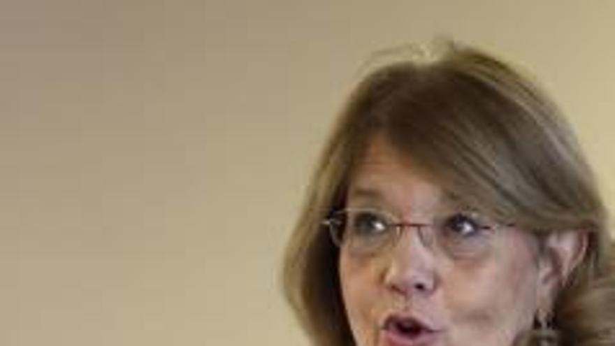 Elvira Rodríguez no seguirá en la presidencia de la CNMV a partir de mañana