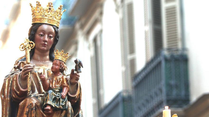 La Victoria tampoco saldrá en procesión este 8 de septiembre