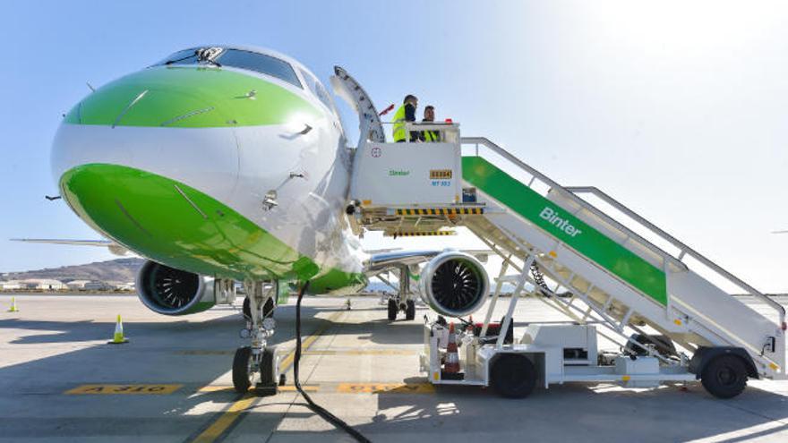 Binter amplía su oferta internacional con vuelos a la 'puerta del desierto'