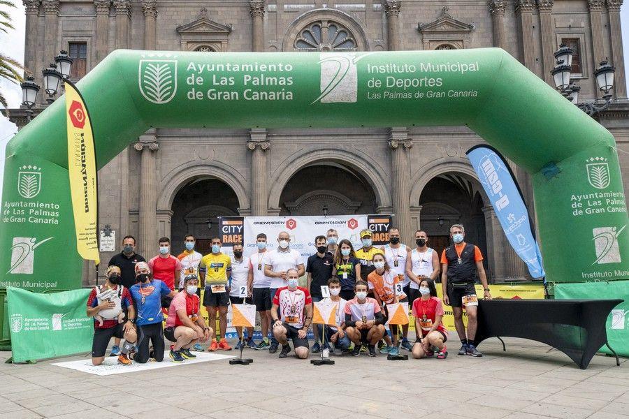 Tercera y última jornada de la LPA City Race