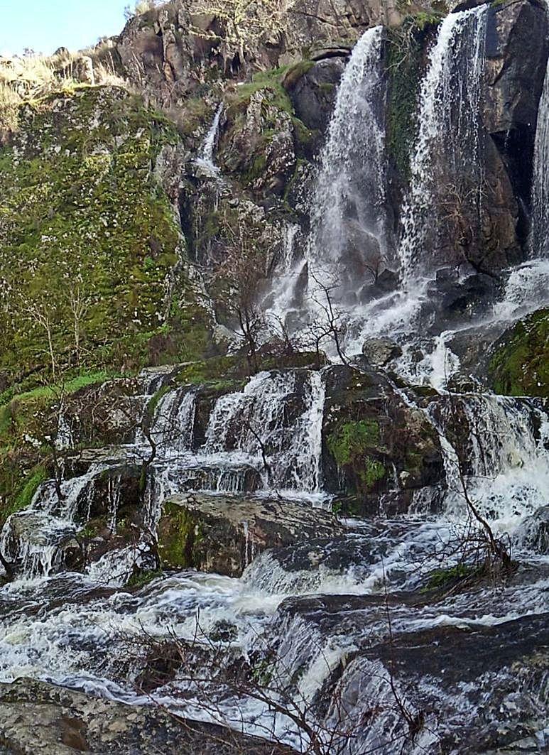 Cascada de Abelón.
