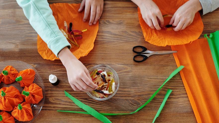Manualidades para Halloween: ideas fáciles para hacer con niños