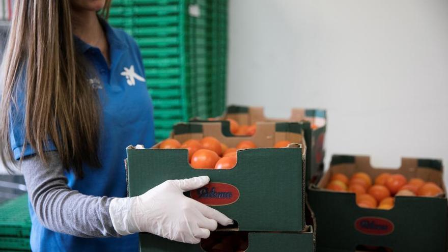 La Fundación Caixa recauda más de 12.000 euros destinados a  personas vulnerables