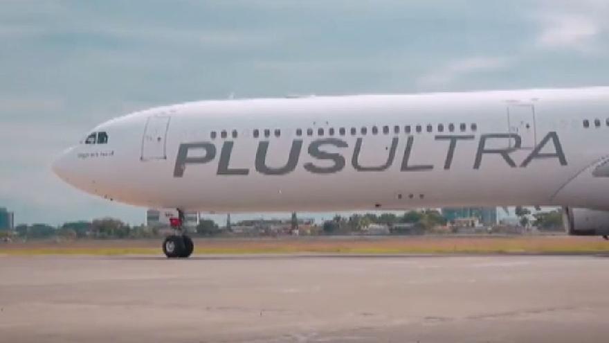 El juzgado de Madrid desbloquea la entrega de 34 millones de euros a la aerolínea Plus Ultra