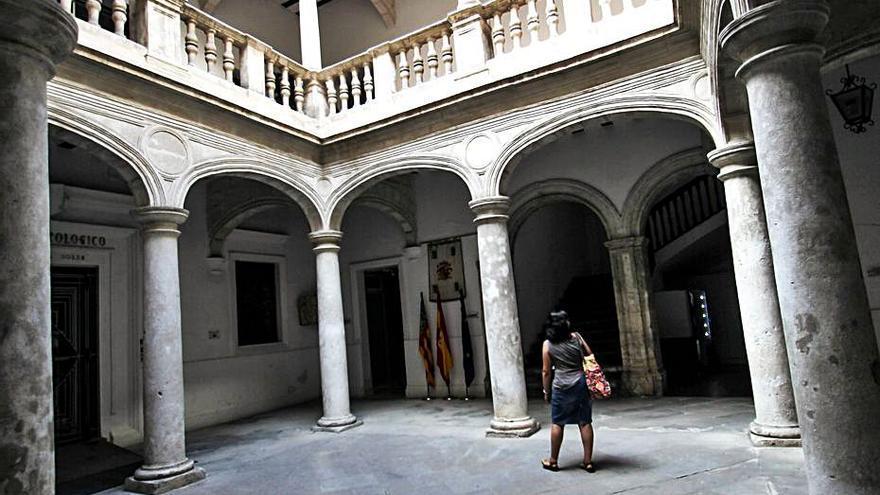 Aprueban las catas arqueológicas del Palacio Consistorial de Villena