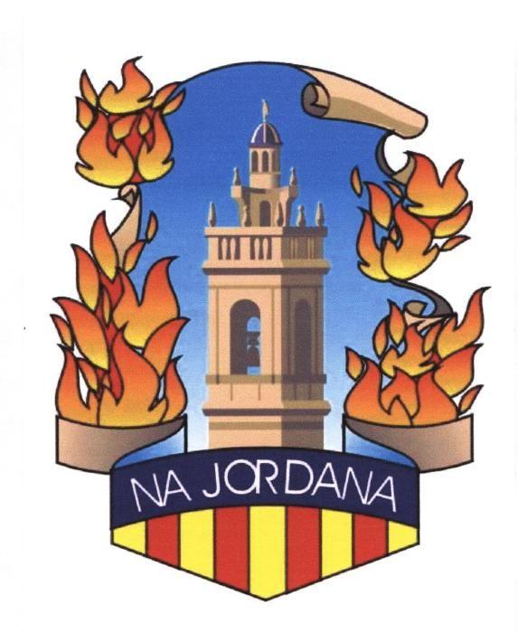 Na Jordana, con el campanario de la iglesia del Carmen.