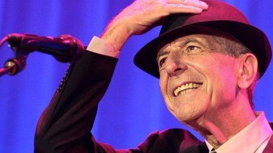 Mor el llegendari Leonard Cohen als 82 anys