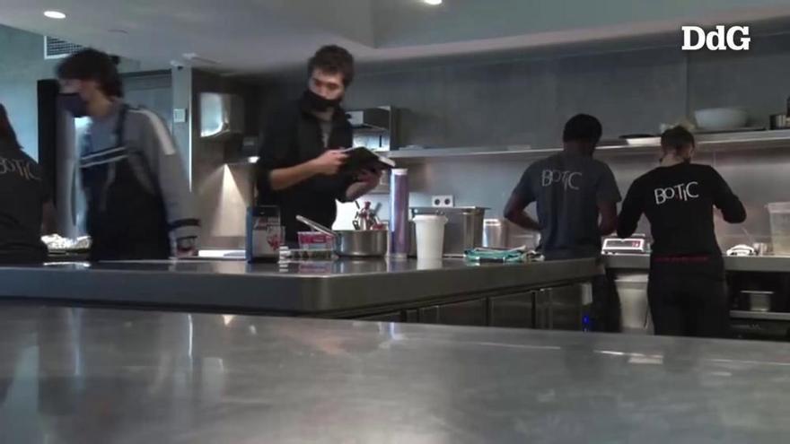 Sastregener: «El Bo.tic vol ser un restaurant on passin coses i la gent sigui feliç»