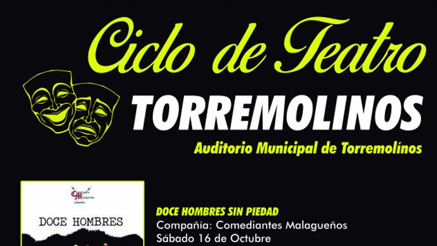 Ciclo de Teatro de Torremolinos. No amanece en Génova