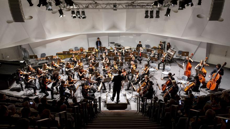 El Auditorio de Tenerife acoge este domingo el concierto 'Estrenos de Composición de los alumnos del Conservatorio'