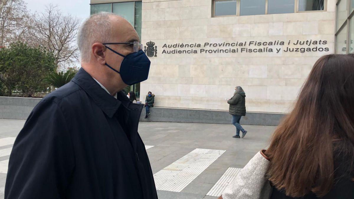 Juicio Caso Cooperación: Suspenden el juicio del caso Blasco tras desmayarse un acusado