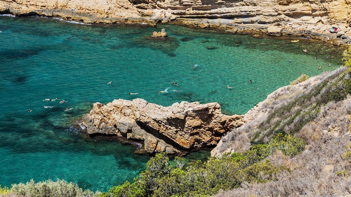Las mejores calas de la provincia de Alicante