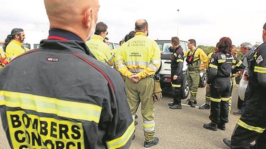 Las quemas en  el Prat permitirán ahuyentar la plaga de jabalís
