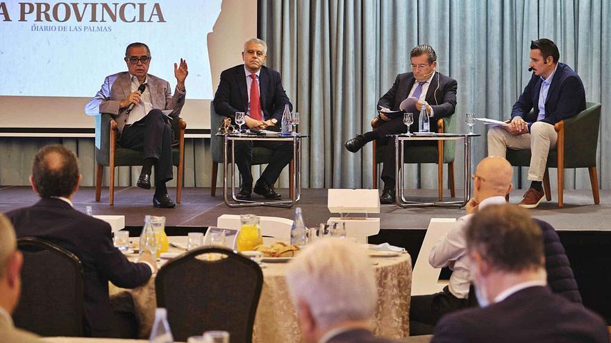 Canarias quiere exprimir al máximo los plazos para gastar los fondos europeos