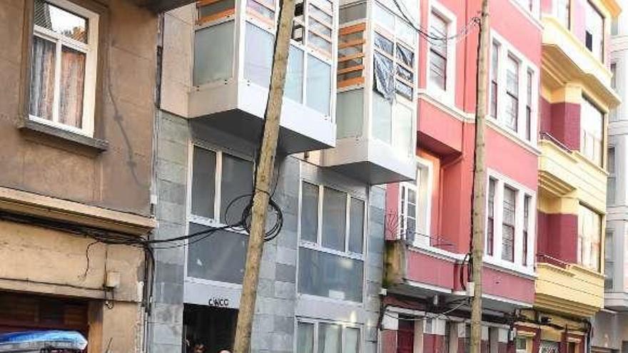 La demora de la Sareb en reclamar un edificio permite a los okupas quedarse