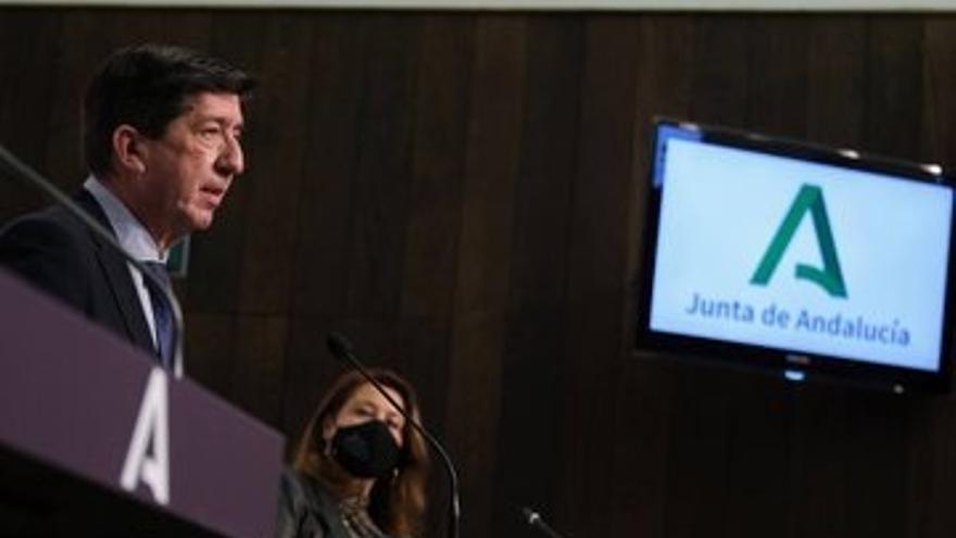 La Junta ingresará 210 euros a los afectados por ERTE durante la pandemia