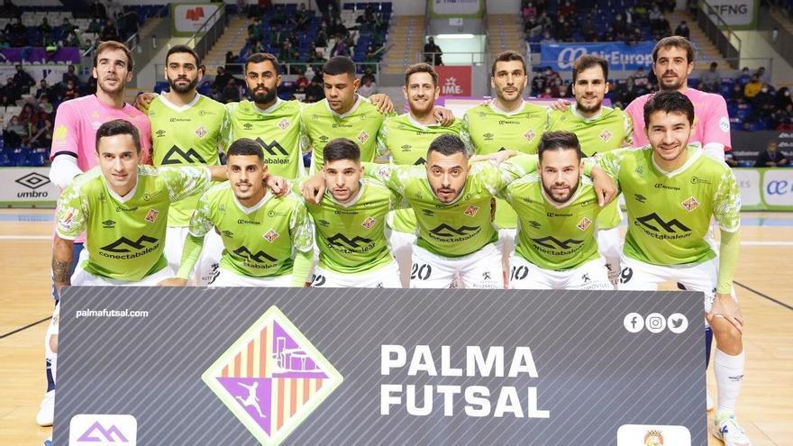 El Palma Futsal sorteará las 200 plazas para el partido ante el Inter