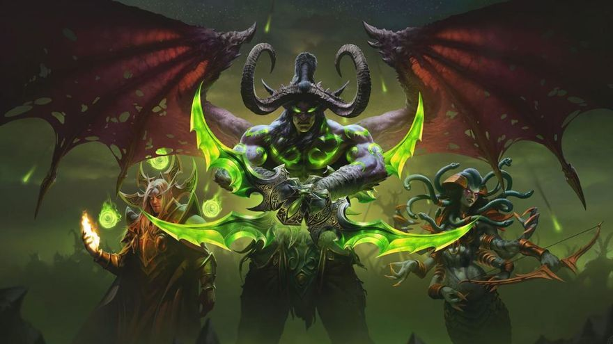 World of Warcraft seguirá creciendo con determinación en 2021