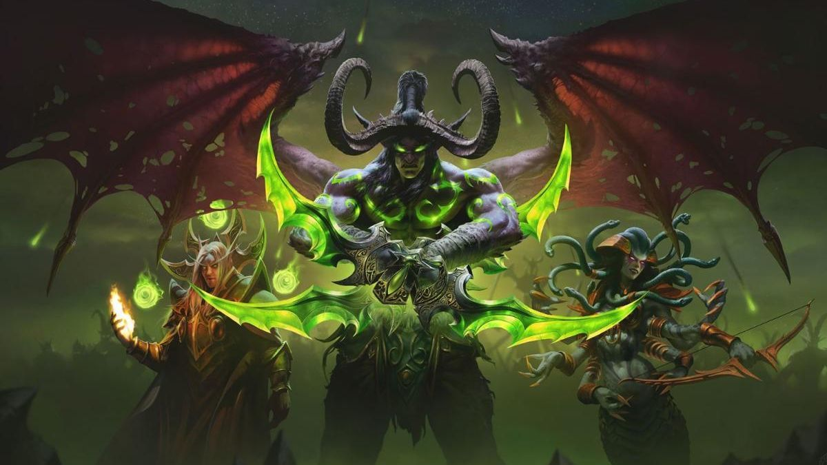 World of Warcraft seguirá creciendo con determinación en 2021.
