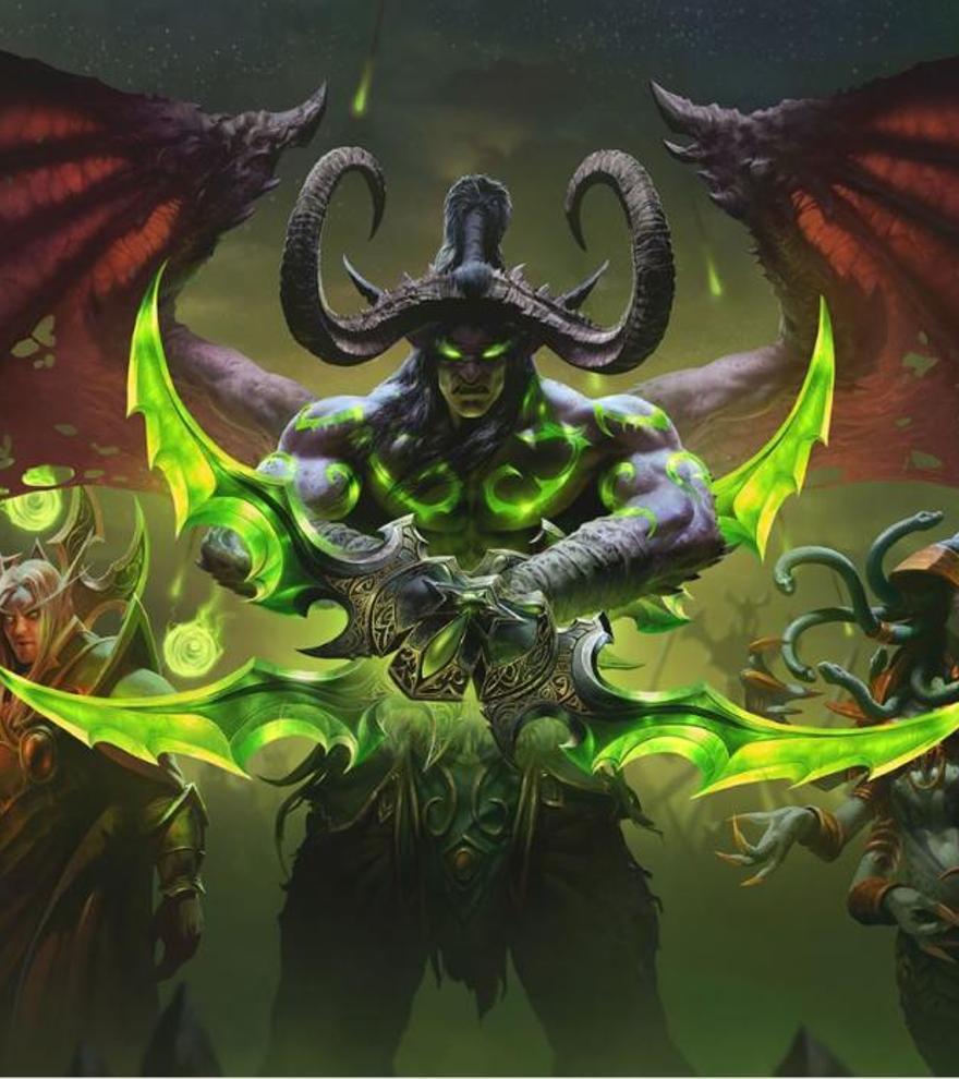 World of Warcraft seguirá creciendo con determinación en 2021