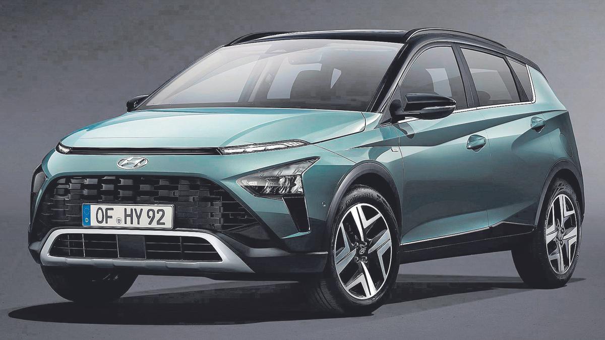 Hyundai Bayon: Una renovada apuesta crossover