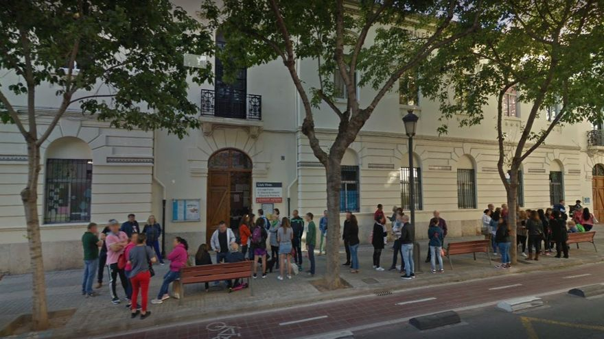 El CEIP Luis Vives de València es el más demandado por segundo curso consecutivo