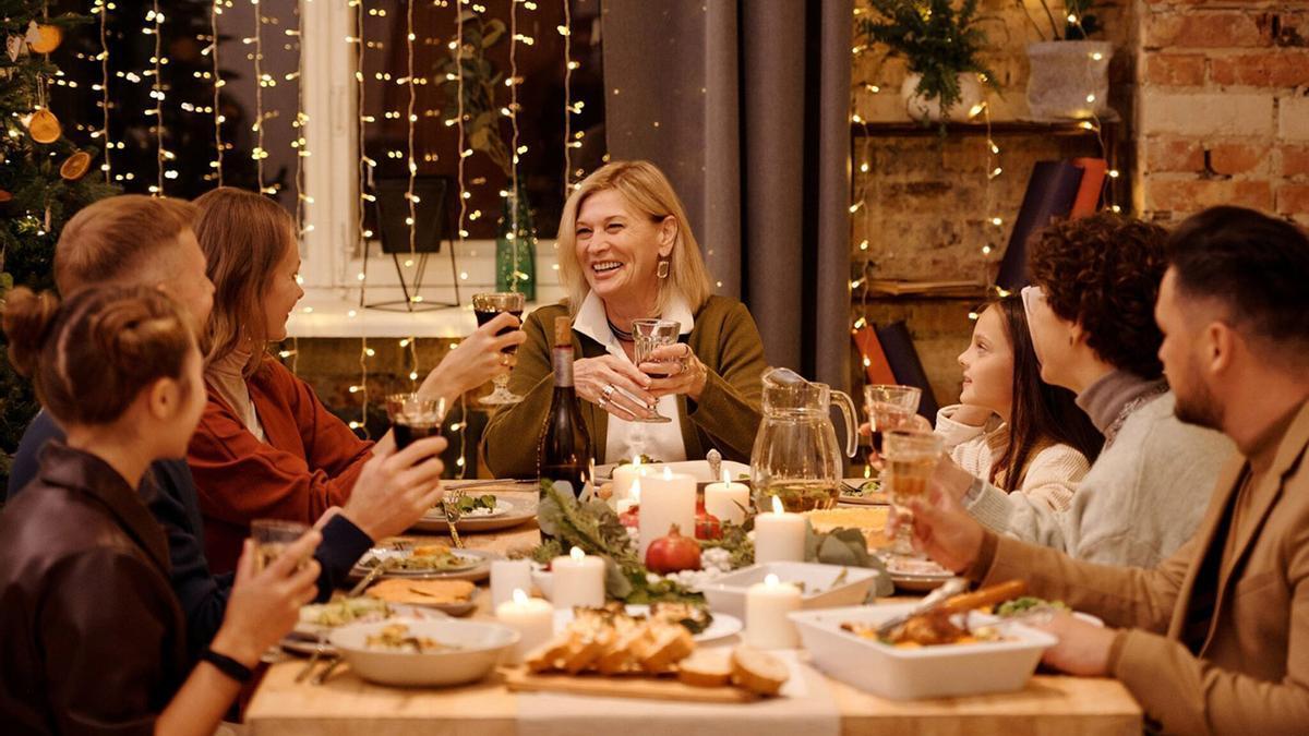 Navidades en familia: así podemos reducir el riesgo de contagio para celebrar juntos las fiestas